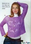 Hand Knitting Women's Sweaters (4)