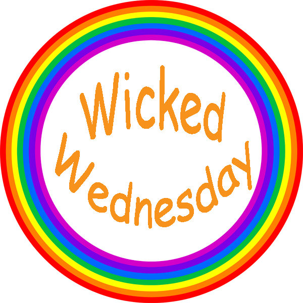 Wicked Wednesday badge