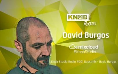 ¡Escucha este increíble set de David Burgos desde España!