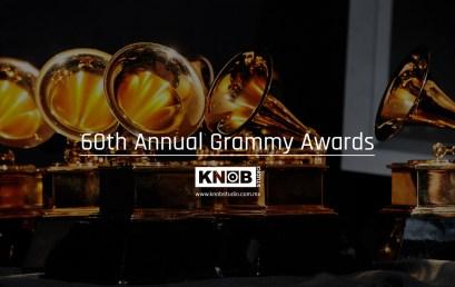 ¡Conoce a los ganadores del Grammy 2018!
