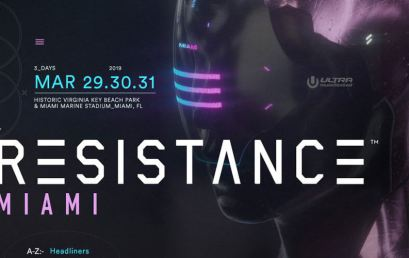 Ultra Miami presenta: Resistance Island