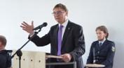 Kirchenpräsident Dr. Volker Jung (Foto: Zentrum Oekumene - Bohländer)