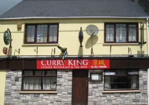 Curry-King Restaurant, Clogheen