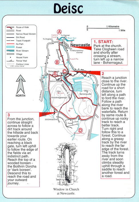 Deisc-Walk-Map