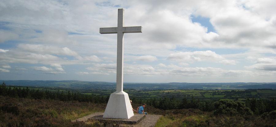 Mount-Melleray-Cross