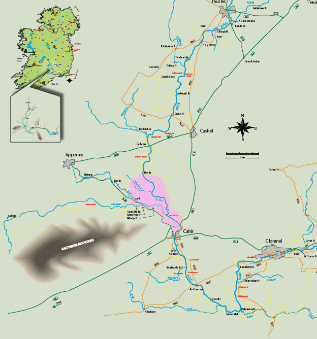 New-Bridge-to-Cahir-Map
