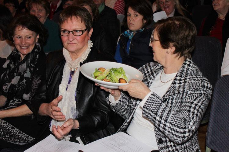 Pass Around the Salad