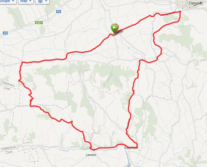 Tour of Knockmealdowns 2013