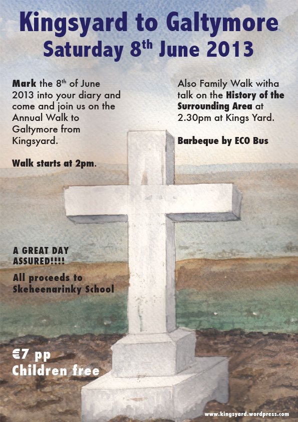 Galtymore Charity Walk