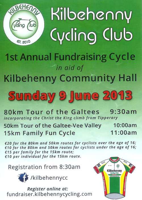 Tour of the Galtees Cycle
