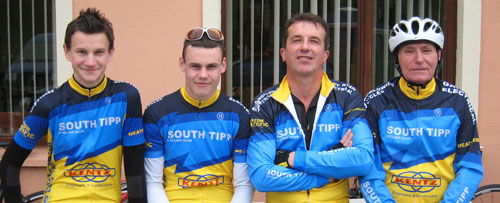 South-Tipp-Cyclists