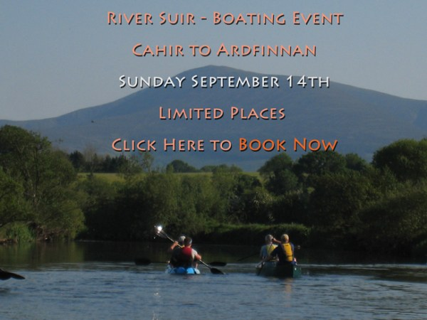 Suir Boating Event
