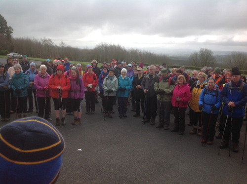 Pilgrim Paths Day 2015 - St. Declan's Way