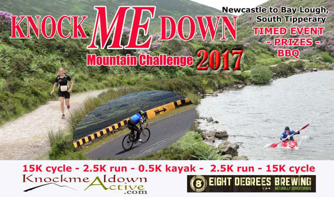Knock ME Down Challenge 2017