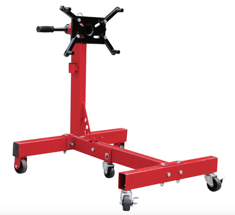 Strongway Folding Engine Stand Review Knockoutengine