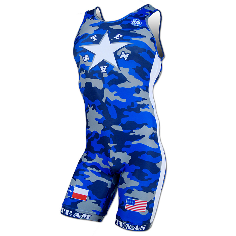 Texas National Team 2013 - Blue