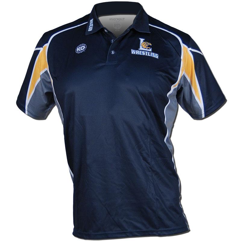 polo shirts knockout sportswear