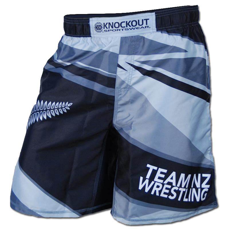 New Zealand Olympic Wrestling