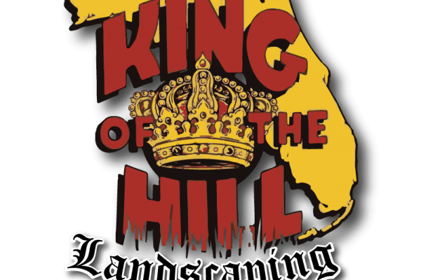 King of the Hill Logo, Business Cards & Website