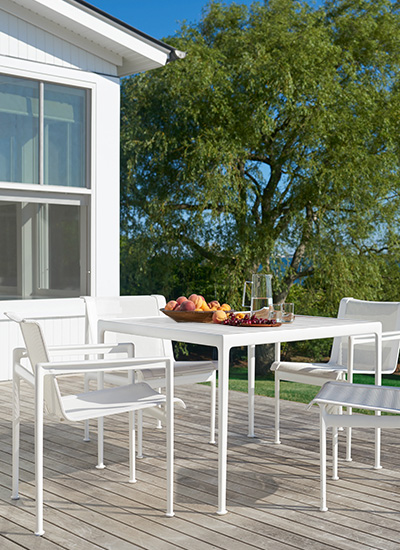 knoll outdoor furniture shop browse