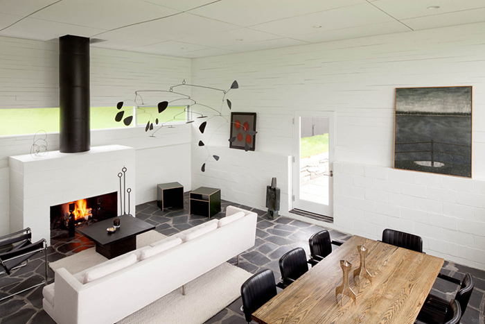 Stillman House Then Amp Now Inspiration Knoll