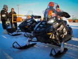 Team #16 arrives to Nome