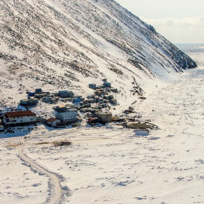 Little Diomede, 2008