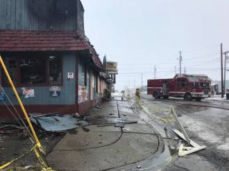 Nome Polaris Fire, Day After (1)