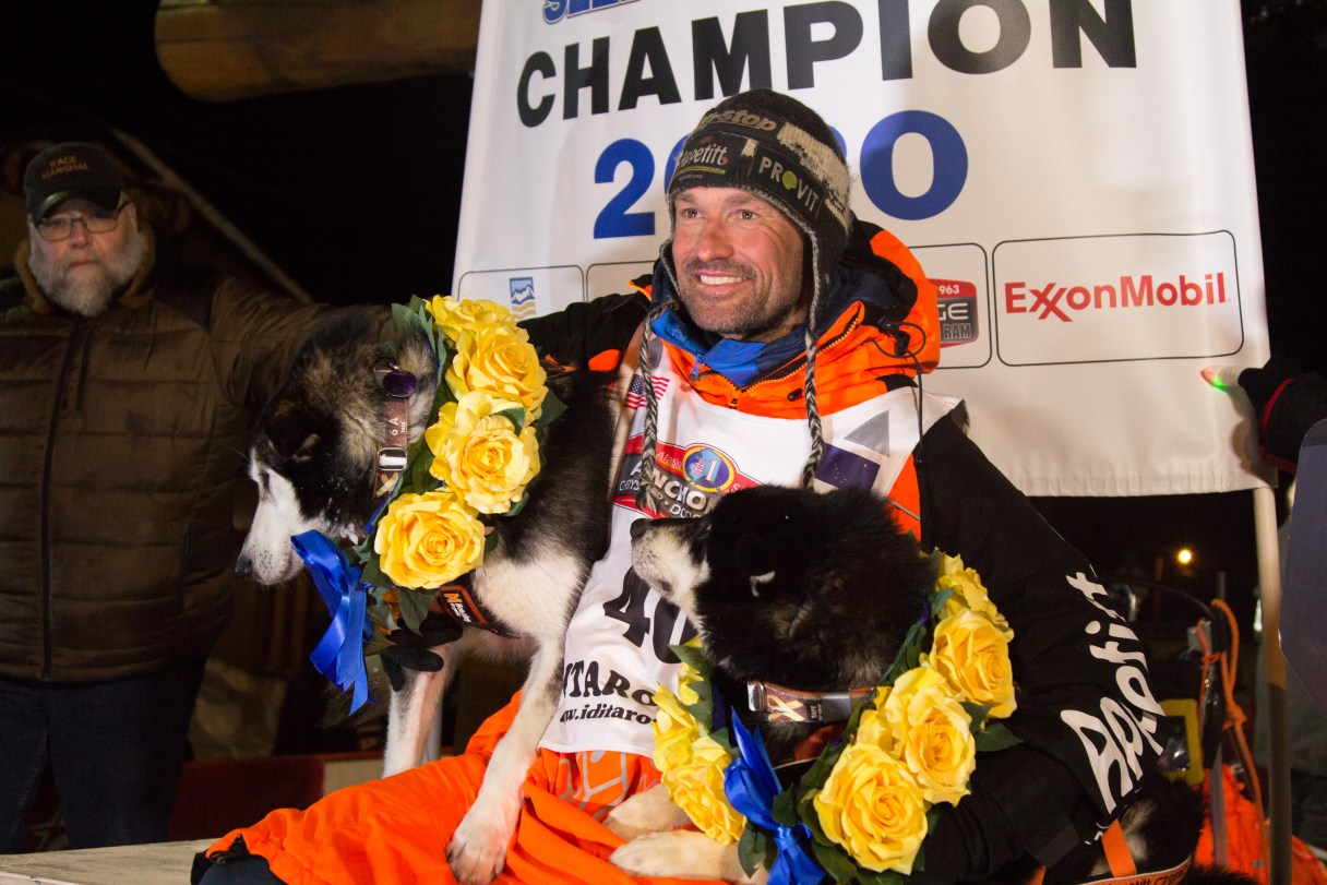 Thomas Waerner of Norway Is The 2020 Iditarod Winner