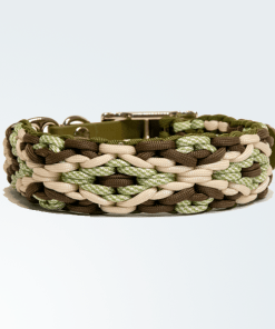 paracord halsband Confusion