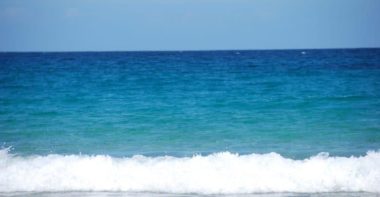 البحر الهائج في المنام