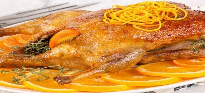 طريقة عمل البط بالبرتقال في الفرن للشيف نجلاء كنوزي