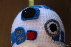 Toddler Star Wars R2D2 Beanie