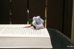 Bell Flower Bookmark