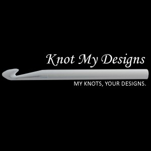 Second Official Logo of Knot My Designs - My Knots, Your Designs.