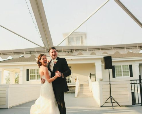 As a Raleigh Wedding/Event Planner and owner of Knots 'N Such Event Planning & Design, I understand how important finding the perfect venue is. River Ridge Golf Club offers wonderful  space for entertaining.