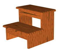 bed stool plans