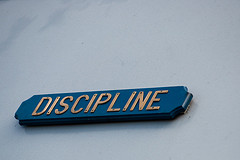 """Discipline"" by Grotuk (2010), shared under a Creative Commons Attribution license"