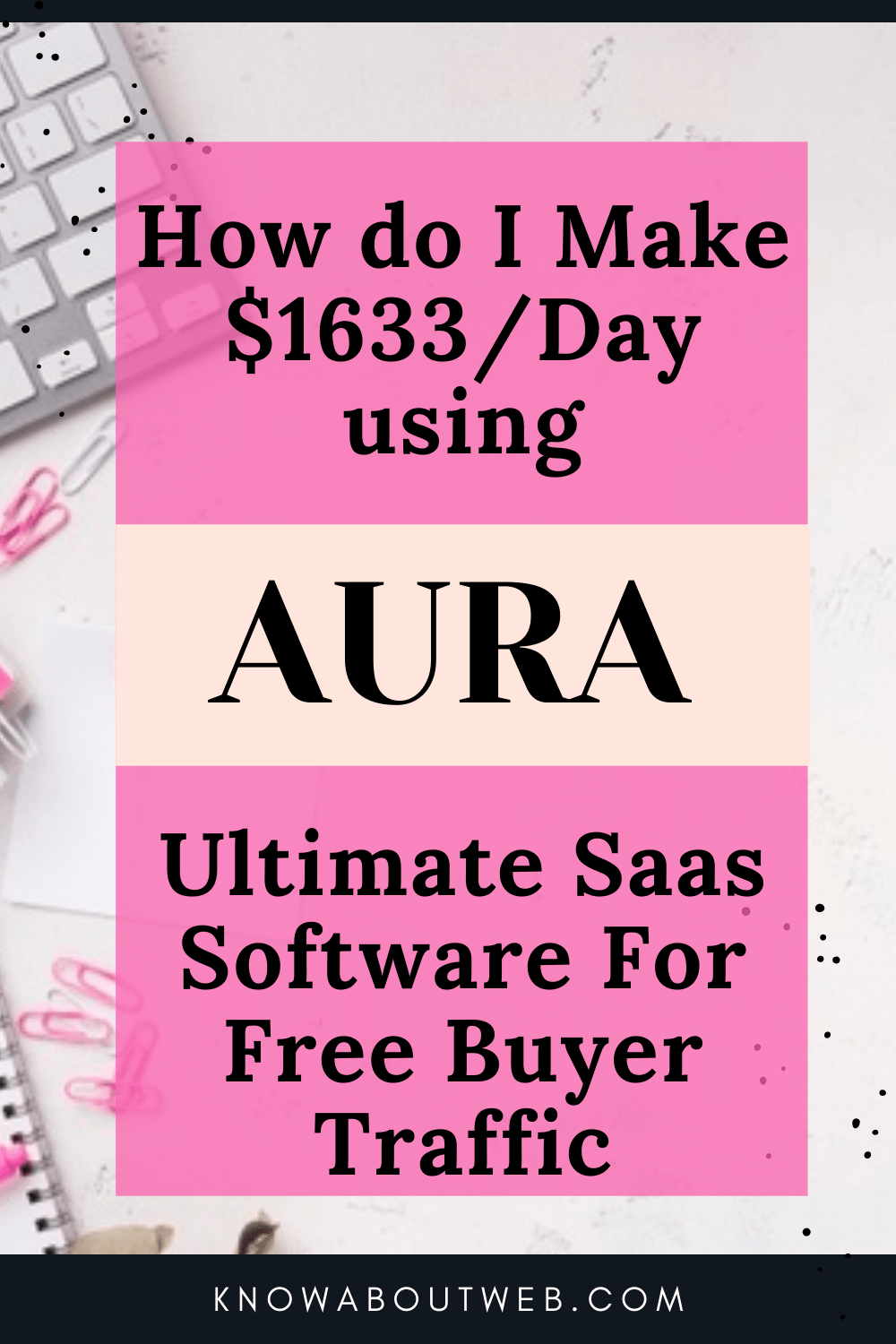 Read more about the article Aura Review – Buy Free Buyer Traffic Now