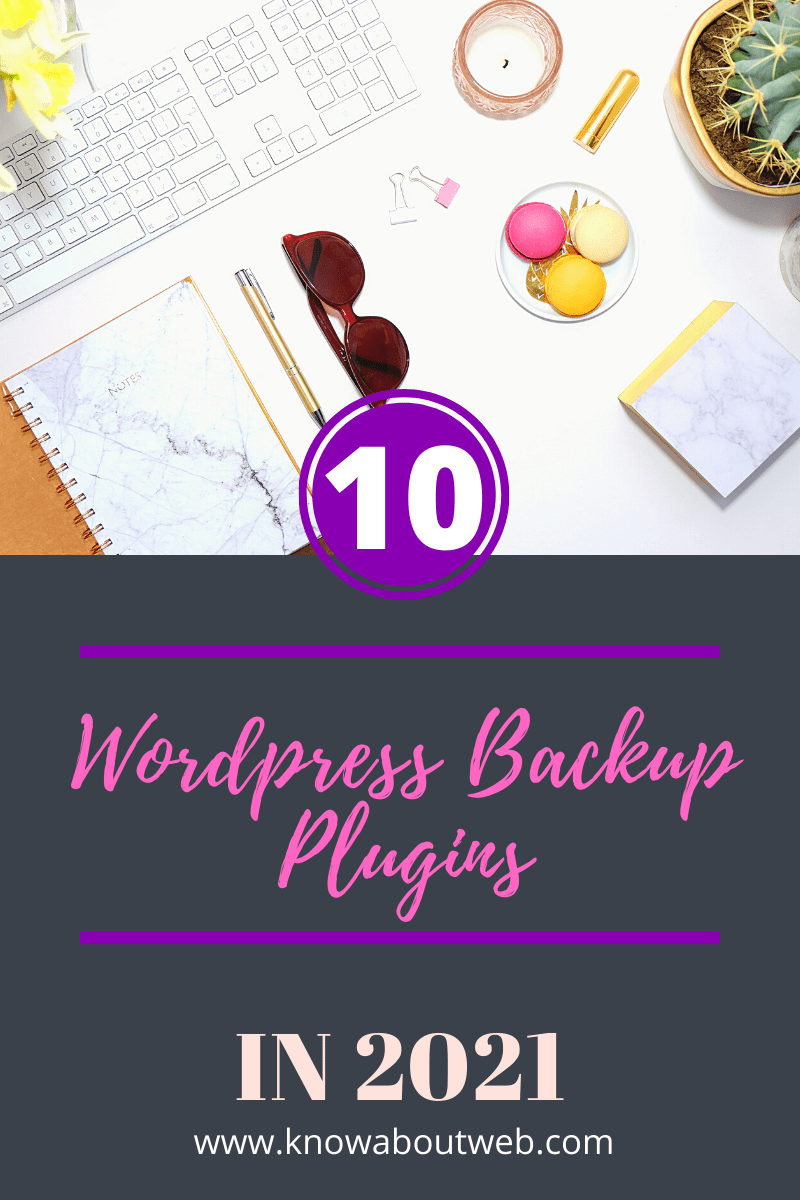 Read more about the article Top 10 WordPress Backup Plugins In 2021(Review)