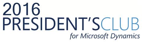 Microsoft Presidents Club Logo