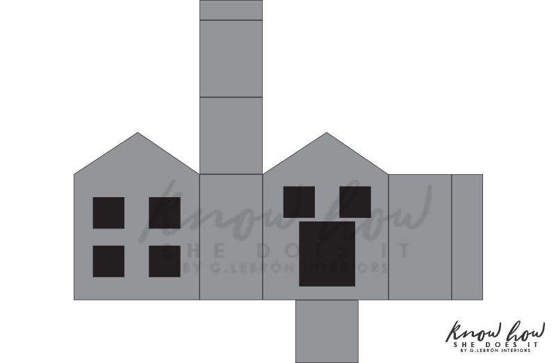 little metal houses short