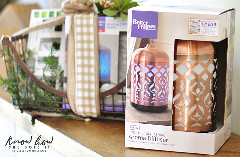 affordable gift giving ideas aroma diffuser 1