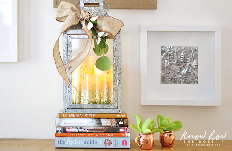 affordable gift giving ideas aroma lantern