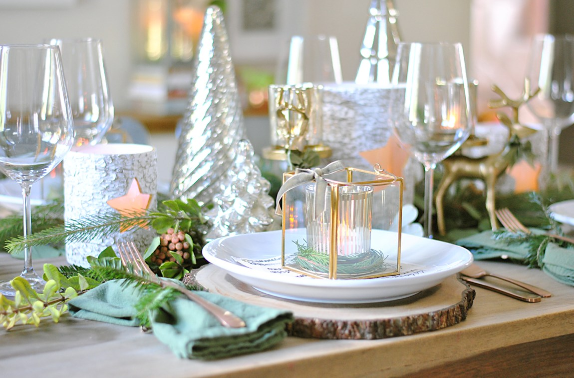 Stunning Holiday Tablescapes