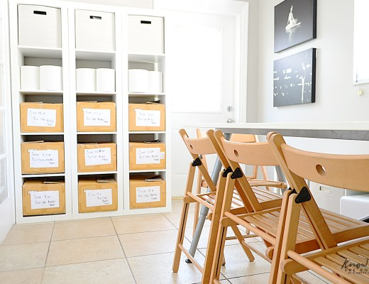 BHG Ballet School Refresh Storage Cube Unit