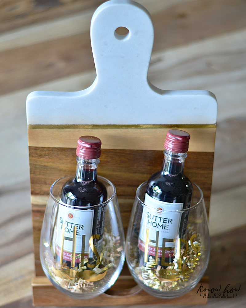 Simple Gifts Wine for Two 1