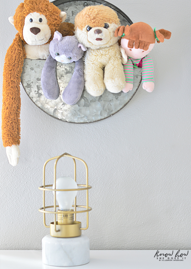 Kids Bedroom Refresh Tips Planter Dolls