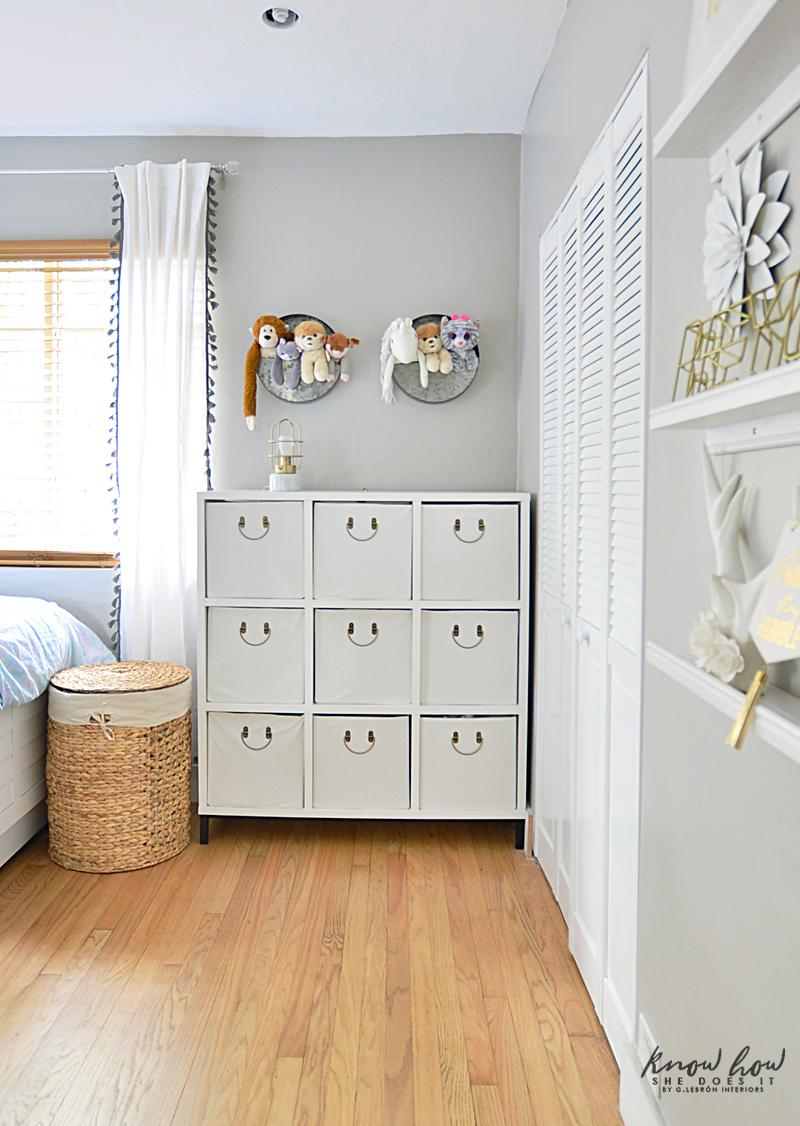 Kids Bedroom Refresh Tips Bookcase 2