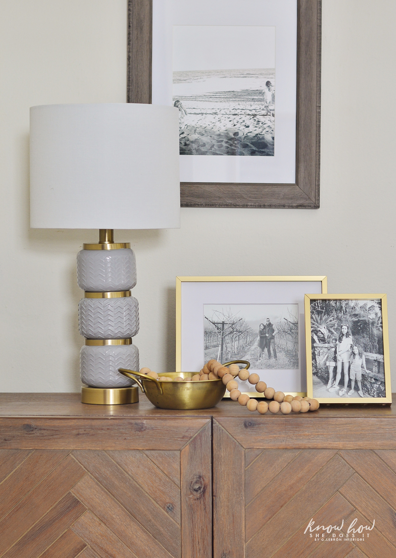 A dash of neutral boho table lamp 1